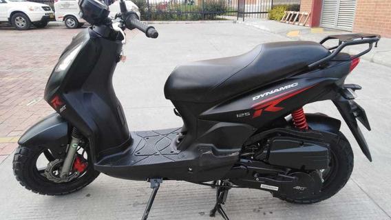 Scooter Akt Dynamic R 125