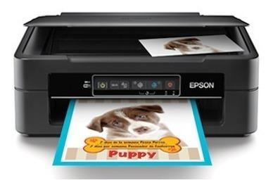 Multifuncinal Epson Xp 241 Com Bulk 1000ml- Tinta P/ Foto