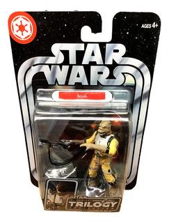 Star Wars Trilogy Bounty Hunter Bossk