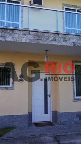 Casa Em Condomínio-à Venda-taquara-rio De Janeiro - Vvcn30087