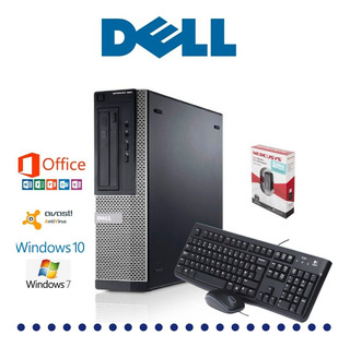 Super Promoción Dell Core I3 Sff - 4gb-320hdd, *regalo Wifi*