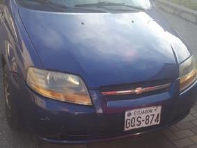 Chevrolet Aveo 1.6 Año 2010 5 Puertas