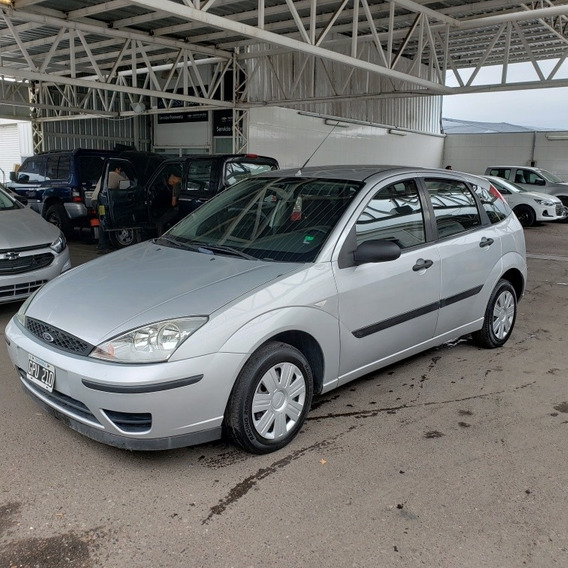 Ford Focus 1.6 Ambiente 2007 Impecable Permuto