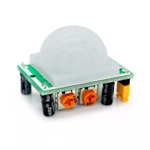 Sensor De Movimento Presença Pir Hc-sr501 Arduino Dyp-me003