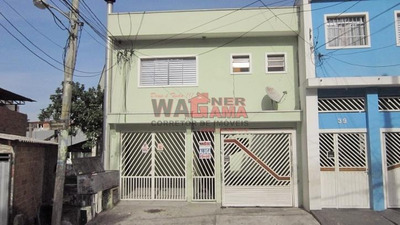 Casa No Helena Maria, Osasco, 1 Quarto Com 1 Vaga - 888