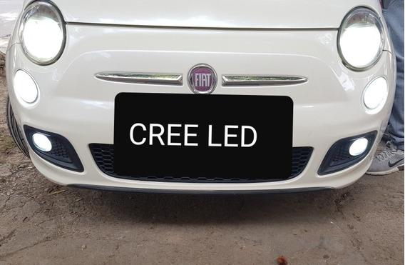 Cree Led Para Fiat 500