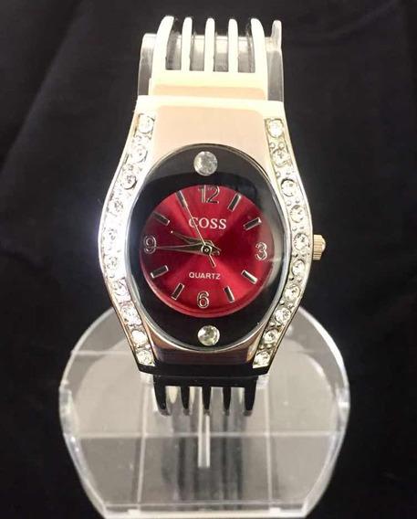 Relógio Feminino Coss Produto De Mostruário 021