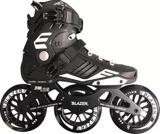 Patines Para Velocidad Profesionales Blazer Tri-skate