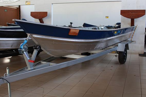 Barco Pety 6m C/ Carr Rod.ou Entrada R$4.950, + 13 X R$450,