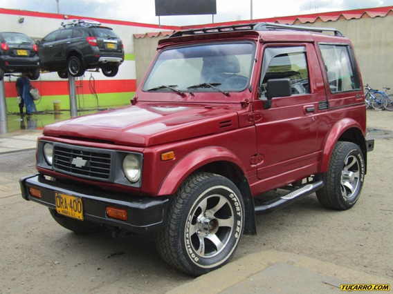 Chevrolet Samurai 4x4 1.3