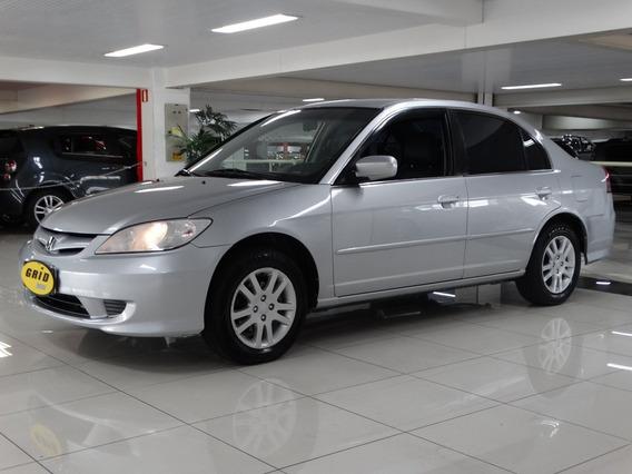 Honda Civic Sedan Lxl-at 1.7 16v 4p 2005