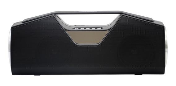 Caixa De Som Portátil Super Bass Bluetooth 5.0 Com Gravador