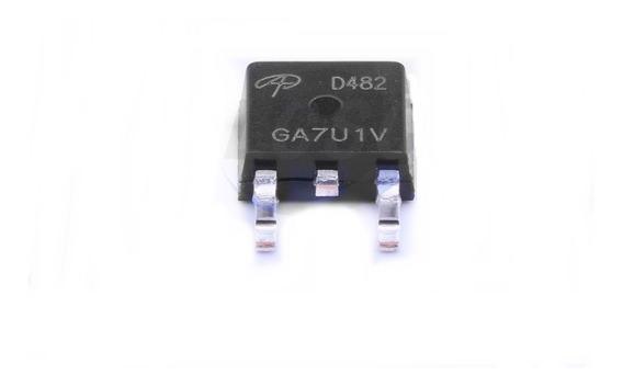 05 X Transistor D482 Aod482 Original,novo, Pronta Entrega