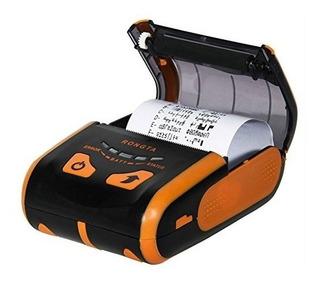 Rongta Rpp300bu Impresora Térmica Portátil Bluetooth Mini 80