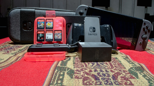 Nintendo Switch 32gb Black Edition
