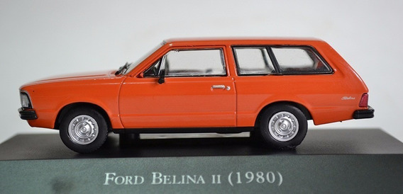 Miniatura 1980 Ford Belina 2 - 1:43 - Ixo - Novo/lacrado !