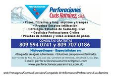 Perforaciones Cuas Ramirez, Srl