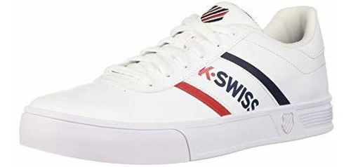 K-swiss Court Lite Spellout Sneaker Para Hombre