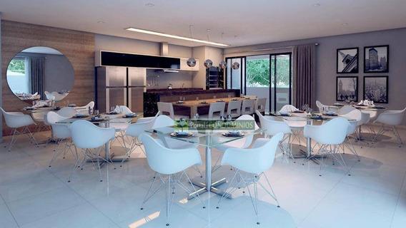 Apartamento À Venda, 77 M² Por R$ 525.000,00 - Vila Izabel - Curitiba/pr - Ap0338
