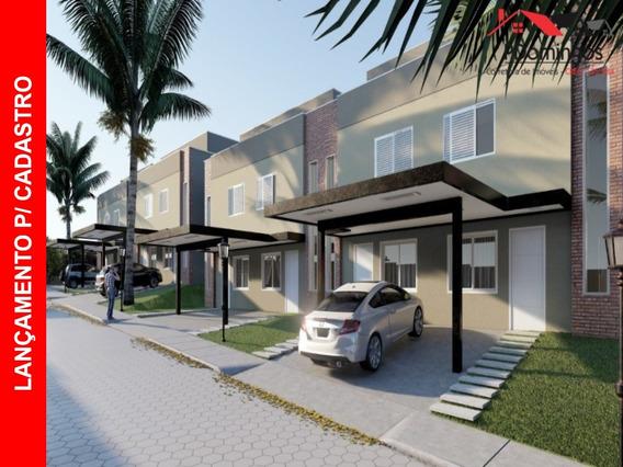 Lançamento Sobrados Para Venda Residencial Vila Paraíso Em Hortolândia - Sp - Ca00715 - 33974742