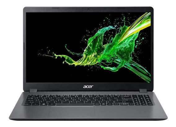 Notebook Acer Aspire 3 Intel Core I3 4gb 1tb Ssd 128gb