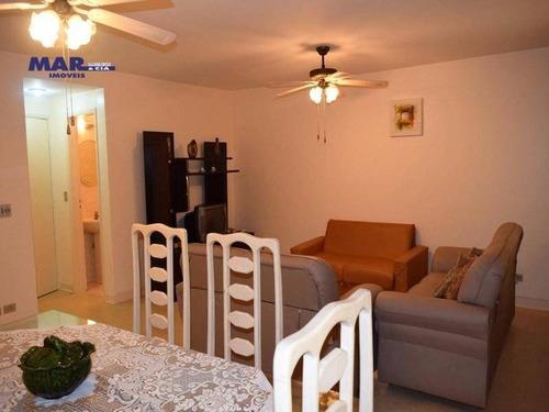 Imagem 1 de 11 de Apartamento Residencial À Venda, Vila Alzira, Guarujá - . - Ap8197