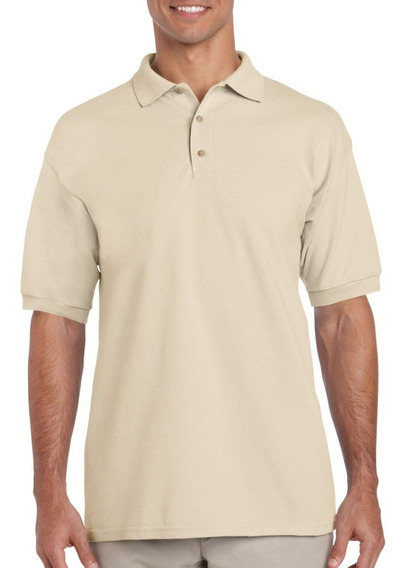 Playera Tipo Polo Caballero Xxl/ 2xl National Style