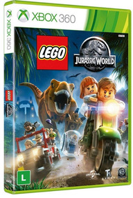 Game Lego Jurassic World - Xbox 360