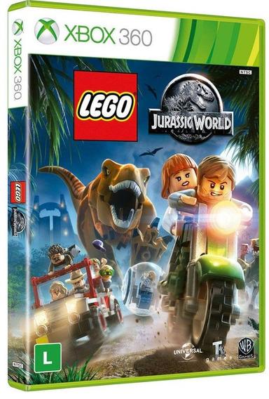 Game Lego Jurassic World - Xbox 360