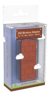 8bitdo Adaptador Wireless Usb Nintendo Switch, Ps3, Ps4, Pc