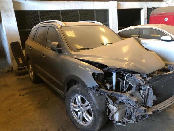 Hyundai Santa Fe Desarme Santa Fe Gls 4wd Aut