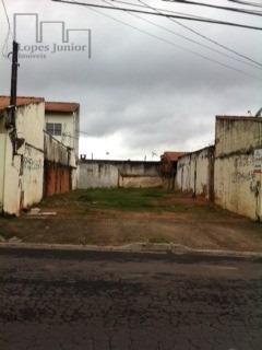 Terreno Residencial À Venda, Jardim Santa Bárbara, Sorocaba - Te0722. - Te0722