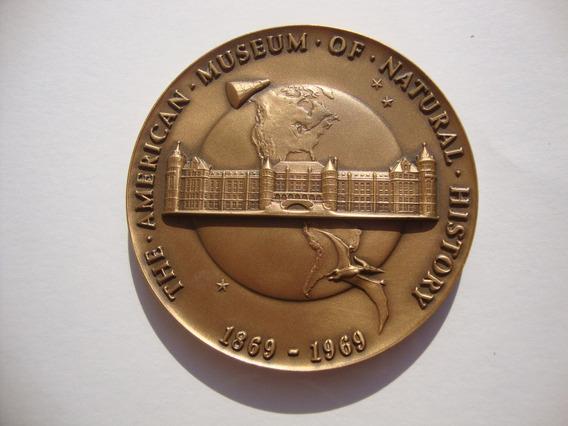 Medalla Hayden Planetarium 1969