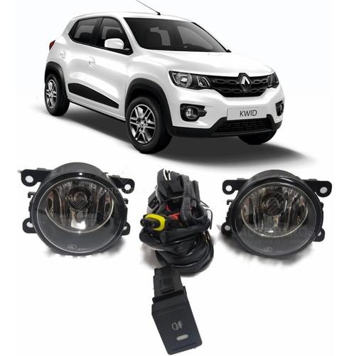 Kit Exploradoras  Renault Kwid