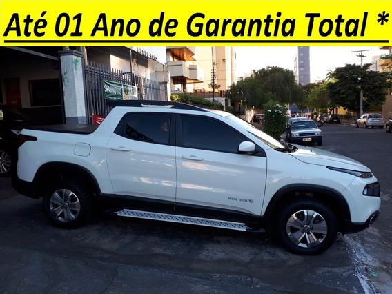 Fiat / Toro Freedom Open Edition Automatica Banco Couro Top
