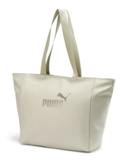 Bolsa Puma Core Up Large Shopp