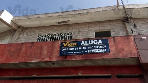 Imagem 1 de 1 de Sala Para Locação  Em Vila Da Oportunidade  -  Carapicuíba - 35848