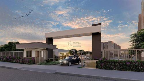 Imagem 1 de 30 de Apartamento  Com 2 Quartos À Venda, 46 M², Lazer, 1 Vaga, Elevador, Financia - Passaré - Fortaleza/ce - Ap1949