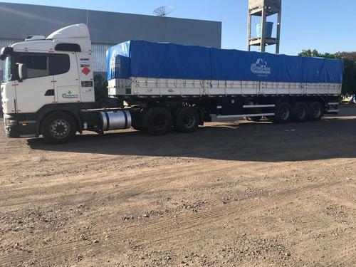 Caminhão Scania G380 A 6x2 2010
