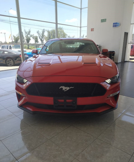 Ford Mustang 5.0l Gt V8 At 2019