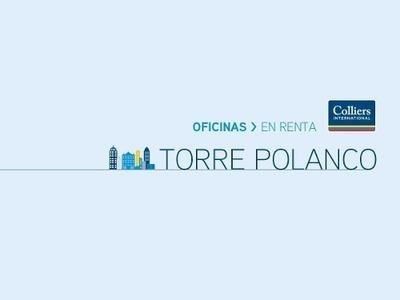 Renta De Oficinas En Torre Polanco