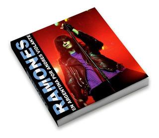 Libro Ramones En Argentina Por Andres Violante