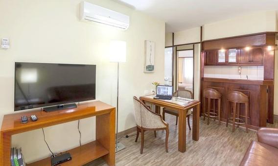 Flat Estilo Residencie Com Cozinha, 02 Dorms, No Jd Europa, Prox A Av. 9 De Julho - Sf30527