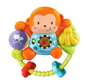 Chocalho Do Macaco Cantando Vtech Lil
