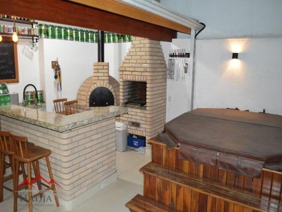 Lindíssima Casa Sobrado A Venda Em Condomínio Fechado Vintage Club Em Jundiaí Sp. - Ca00208 - 68236570