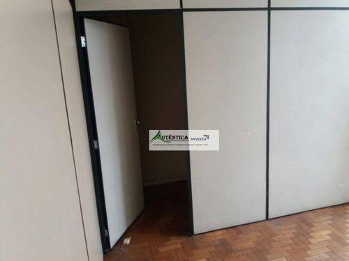 Imagem 1 de 25 de Sala Para Alugar, 48 M² Por R$ 550 - Centro - Belo Horizonte/mg - Sa0007