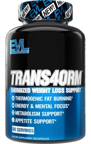 Termogênico Energético Evlution Nutrition 60 Porções