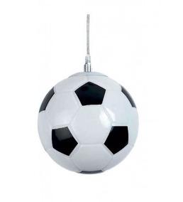 65168076f Lustre Infantil Bola De Futebol - Luminárias no Mercado Livre Brasil
