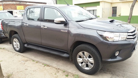Toyota Hilux Srv 4x4 Plus Automatica 2016