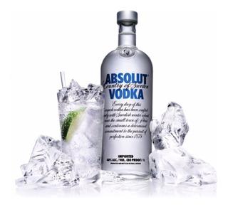 Vodka Absolut Clasica